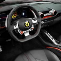 Ferrari 812 Superfast has 800 horsepower and naturally aspirated V12