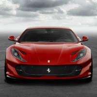 Ferrari 812 Superfast has 800 horsepower and naturally aspirated V12