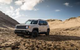 Jeep Renegade Desert Hawk launched in UK