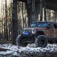 Jeep Wrangler Hunting Unlimited by Vilner is a hell of car