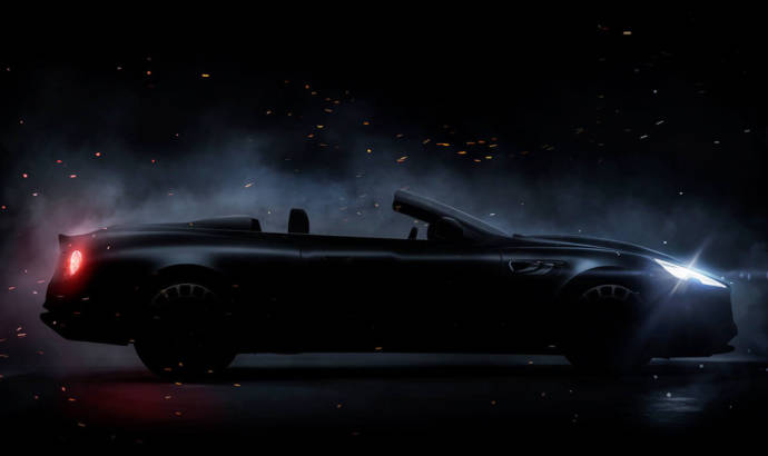 Kahn Vengeance Volante will be unveiled in Geneva