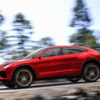 Lamborghini Urus confirmed. Production will start in April