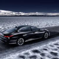 Lexus LS 500h to be unveiled in Geneva
