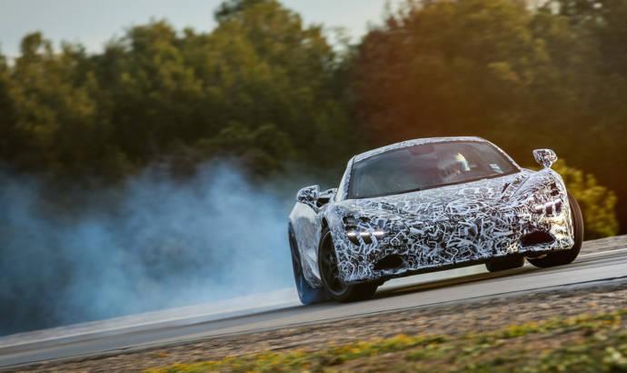 McLaren 720S - New details emerge