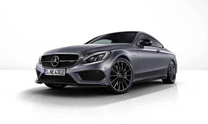 Mercedes-AMG C43 4Matic Coupe Night Edition unveiled