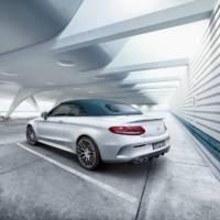 Mercedes-AMG C63 Cabriolet Ocean Blue Edition introduced