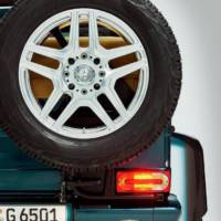 Mercedes-AMG G65 4x4 Cabrio - First teaser picture