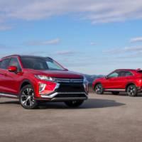 Mitsubishi Eclipse Cross unveiled ahead of Geneva Motor Show