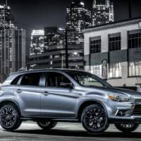 Mitsubishi Outlander Sport Limited Edition available in US