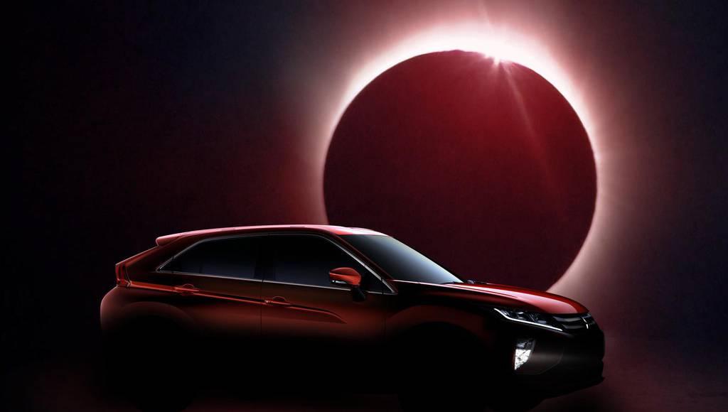 Mitsubishi announces Eclipse Cross