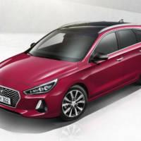 New Hyundai i30 Wagon photos and details