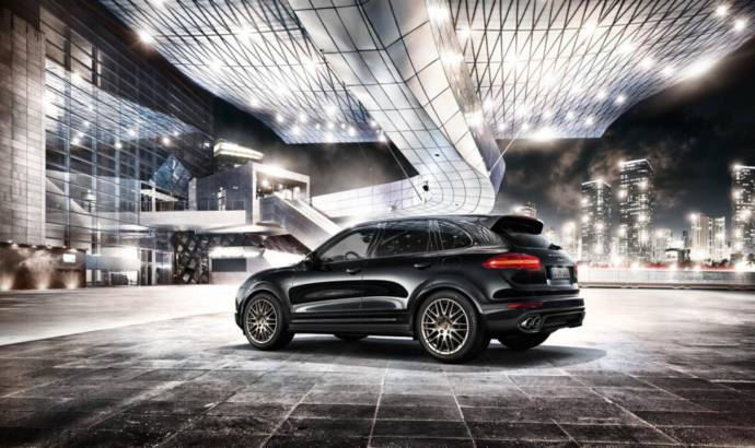 Porsche Platinum Edition available also for Cayenne S and Cayenne S Diesel
