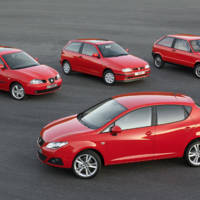 Seat Ibiza reaches three decades since first launch