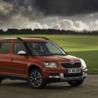 Skoda Yeti SE and SE L introduced in UK