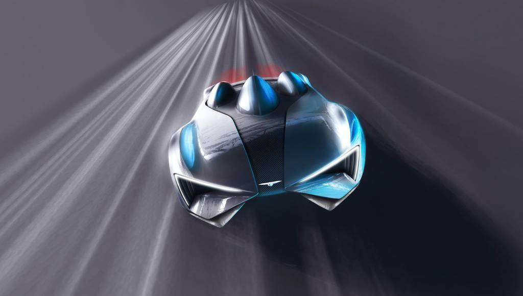 Techrule supercar teased ahead of Geneva