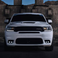 This is the new 2018 Dodge Durango SRT