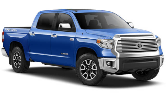 Toyota issues a recall for Tundra in US