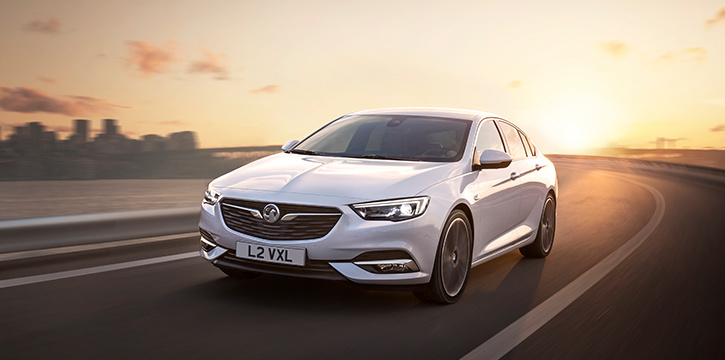 Vauxhall Insignia Grand Sport to feature heated windshield