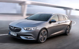 Vauxhall Insignia Sports Tourer to be unveiled in Geneva