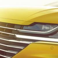 Volkswagen Arteon teased again