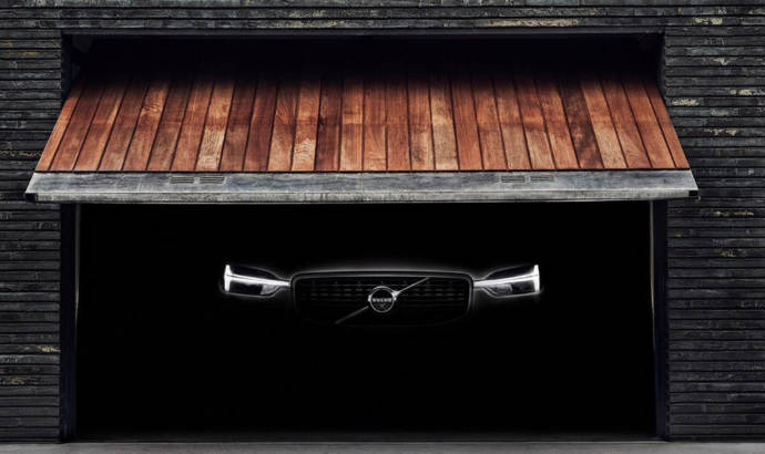 Volvo XC60 - First teaser picture