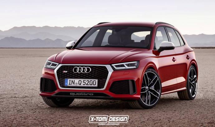 Audi RS Q5 will come in Geneva