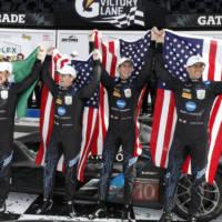 Cadillac wins Daytona 24 hours race