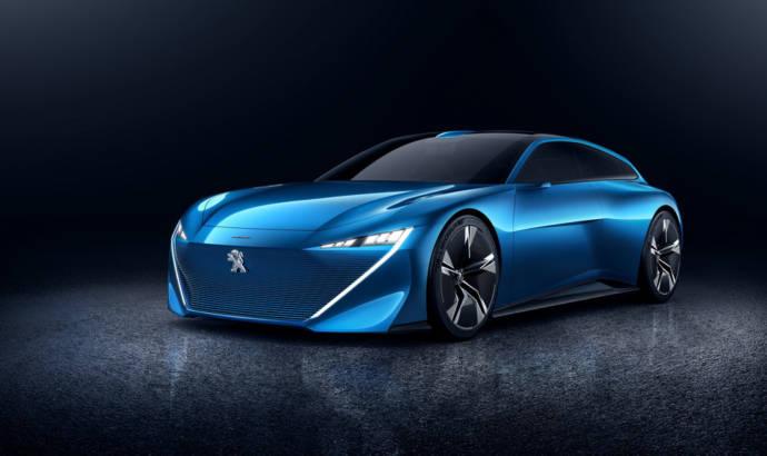 Peugeot Instinct Concept unveiled in Barcelona