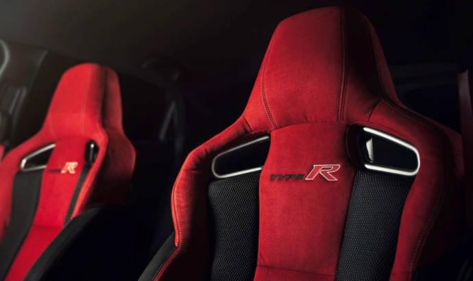 2017 Honda Civic Type R is here