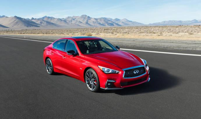 2017 Infiniti Q50 gets refreshed