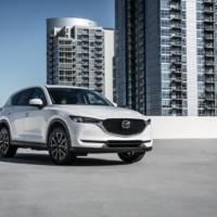 2017 Mazda CX-5 US pricing announced