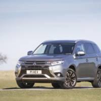 2017 Mitsubishi Outlander PHEV Juro enhanced