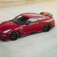 2017 Nissan GT-R Track Edition to debut in new York