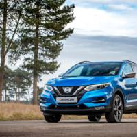 2017 Nissan Qashqai facelift unveiled