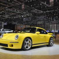 2017 RUF CTR makes world debut in Geneva
