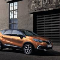 2017 Renault Captur facelift detailed
