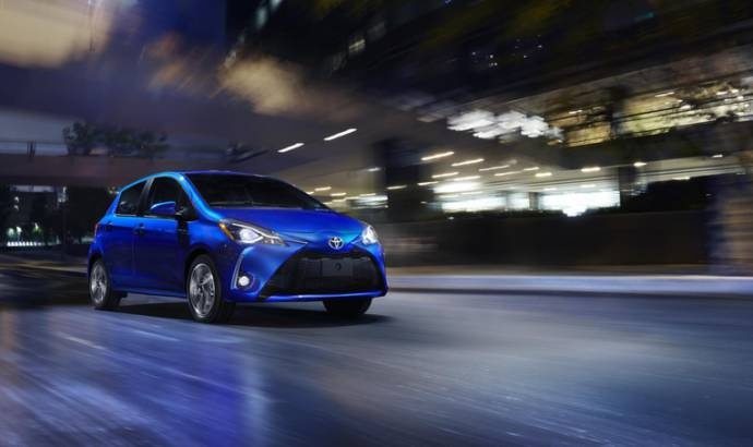 2017 Toyota Yaris to be launched in New York Auto Show