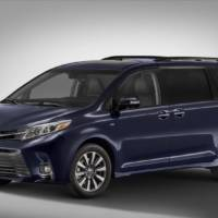 2018 Toyota Sienna to be unveiled in New York