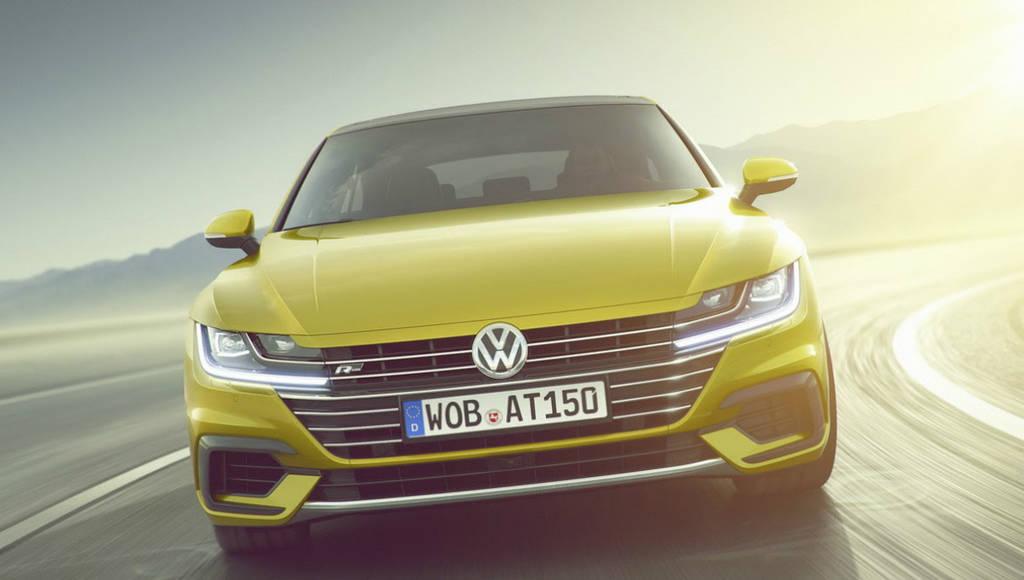2018 Volkswagen Arteon - The first promo clip