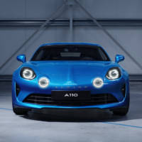 Alpine A110 - Official pictures and details