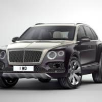 Bentley Bentayga Mulliner to be introduced in Geneva