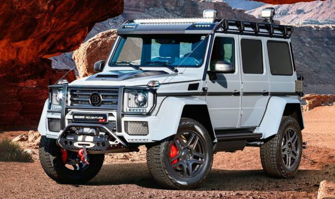 Brabus Adventure Mercedes G 500 4x4