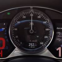 Bugatti Chiron - Not to 350 km/h in a blink of an eye