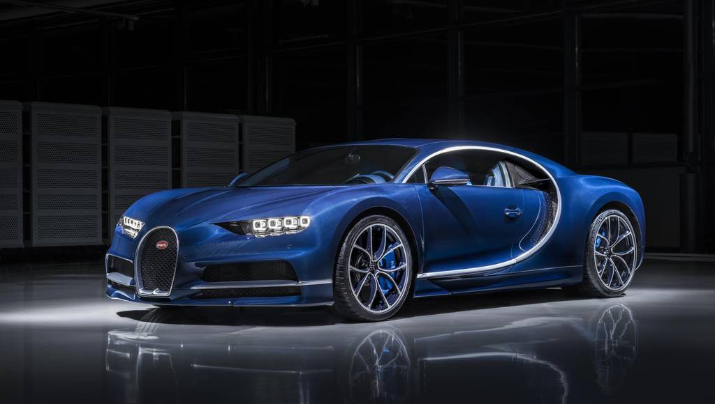 Bugatti Chiron receives 250 orders after only one year