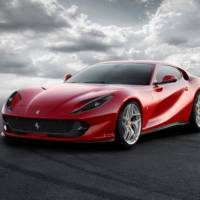 Ferrari 812 Superfast unveiled in Geneva