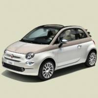 Fiat 500 60th anniversary unveiled in Geneva