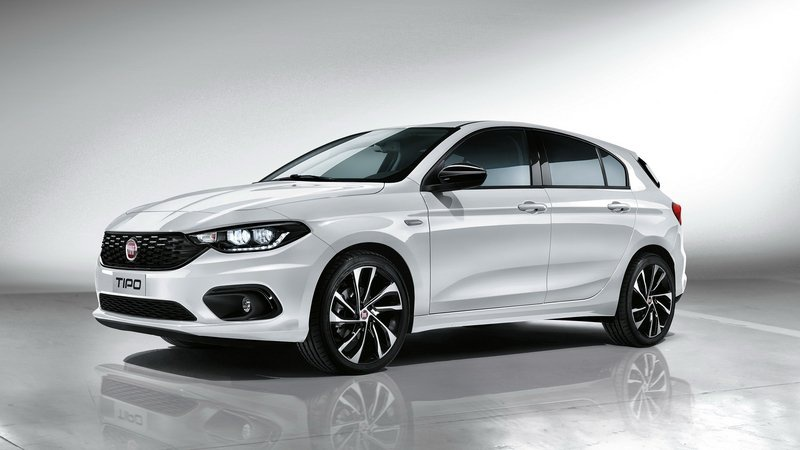Fiat Tipo S-Design launched in Geneva Motor Show
