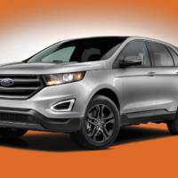 Ford Edge SEL Sport Appearance Package launched in US