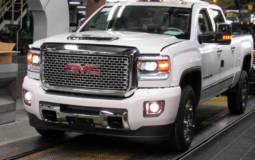 GM celebrates its two million Duramax engine