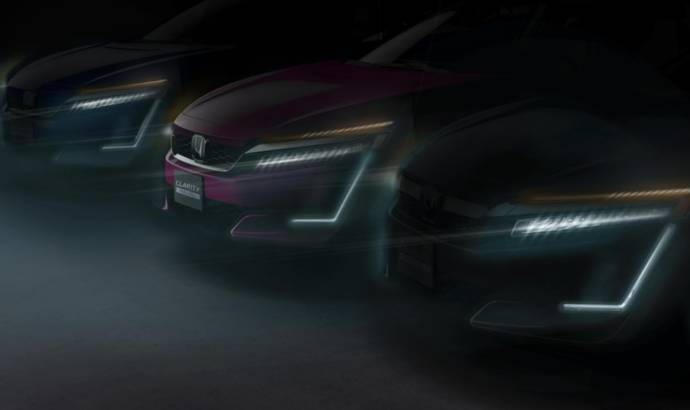 Honda Clarity Plug-in Hybrid and Honda Clarity Electric to debut in New York